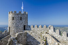 Schloss von macht fest Lizenzfreie Stockbilder