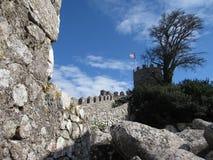 Schloss von macht fest Lizenzfreies Stockfoto