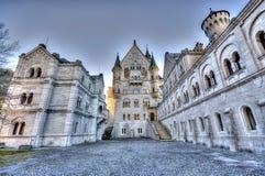 Schloss von Neuschwanstein Lizenzfreie Stockfotografie