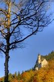 Schloss von Neuschwanstein Lizenzfreies Stockbild