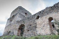 Schloss von Ocio Lizenzfreie Stockfotos
