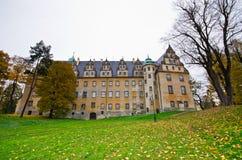 Schloss von Olesnica Herzögen - Olesnica, Polen Lizenzfreie Stockfotografie