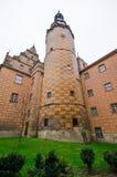 Schloss von Olesnica Herzögen - Olesnica, Polen Stockfotografie