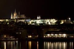 Schloss von Prag Lizenzfreie Stockfotografie