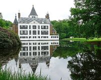 Schloss von Renswoude Stockbilder