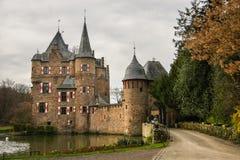 Schloss von Satzvey, Deutschland Lizenzfreie Stockfotografie