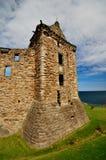 Schloss von Str. Andrews, Schottland stockbilder