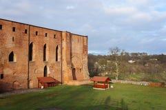 Schloss von Swiecie Stockfotografie