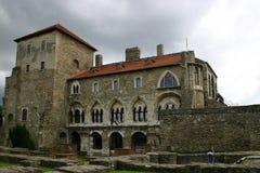 Schloss von Tata Stockbilder