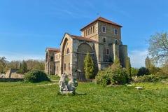 Schloss von Tata in Ungarn Lizenzfreies Stockfoto