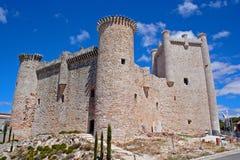 Schloss von Torija Lizenzfreie Stockfotografie