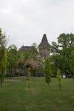 Schloss von Vajdahunyad, Budapest Lizenzfreies Stockbild