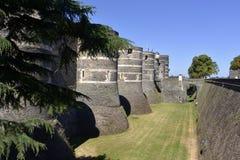 Schloss von verärgert in Frankreich Lizenzfreie Stockfotografie