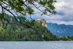 Schloss von verlaufen Lizenzfreies Stockbild
