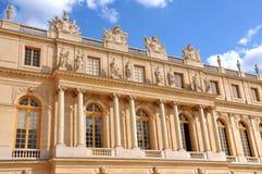 Schloss von Versailles - 02 Stockbild