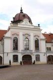 Schloss-Weichling Godollo Stockfotos