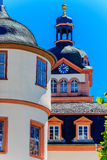 The Schloss Weilburg, former residential castle of the House of Nassau, Germany Royalty Free Stock Images