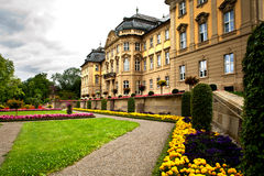 Schloss Werneck Royalty Free Stock Photos