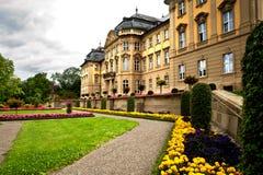 Schloss Werneck Royalty Free Stock Photos