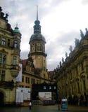 Schloss-Wohnsitz Stockfotografie