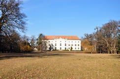 Schloss - Zidlochovice Lizenzfreies Stockbild