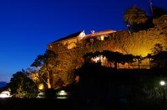 Schlossberg-Graz Royalty Free Stock Image