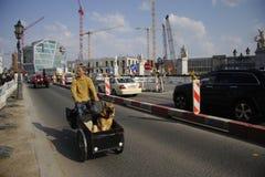 Schlossbruecke Berlin Stock Photos
