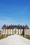 Schlossde-La Motte Tilly Stockfotografie
