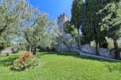 Schlossgärten Stockfotos