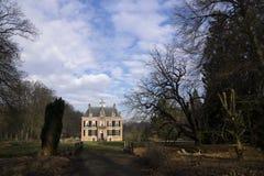 Schlosshöhle Bramel Stockfotografie
