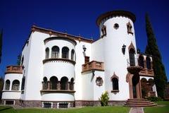 Schlosshaus Lizenzfreies Stockfoto