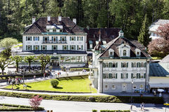 Schlosshotel Lisl and Villa Jagerhaus Royalty Free Stock Photo
