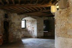 Schlossinnenraum Stockfotografie