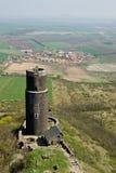 Schlosskontrollturm Lizenzfreies Stockfoto