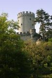 Schlosskontrollturm Lizenzfreies Stockbild