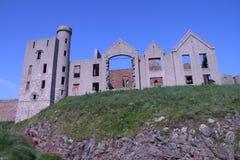 Schlossruinen stockfotos
