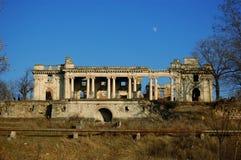Schlossruinen Stockfotografie