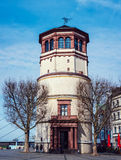 Schlossturm in Altstadt in Dusseldorf Royalty Free Stock Photos