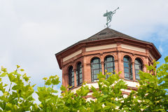 Schlossturm on Burgplatz Stock Photo