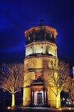 Schlossturm in Dusseldorf Stock Image