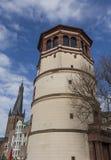 Schlossturm in Dusseldorf, Germany Stock Photo