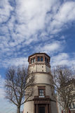 Schlossturm in Dusseldorf, Germany Royalty Free Stock Photography
