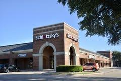 Schlotzskys Deli y Sandwich Company foto de archivo
