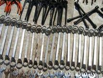 Schlüssel Stockfoto