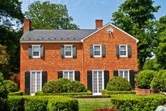 Schlucht Burnie historisches Haus Stockbilder