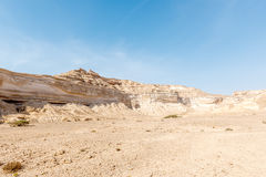 Schlucht von Wadi Ash Shuwaymiyyah (Oman) Lizenzfreie Stockfotografie