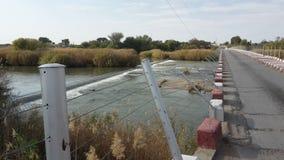 Schmale Brücke Lizenzfreies Stockbild