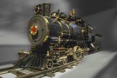Schmalspur-Lokomotive Lizenzfreie Stockfotos