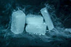 Schmelzendes Eis Stockfoto