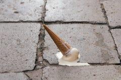 Schmelzendes Eis Lizenzfreie Stockfotografie